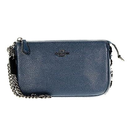 Coach - Cartera para mujer azul azul: Amazon.es: Equipaje