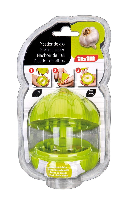 IBILI 726700 - Picador De Ajo Plastico 8X7 Cm