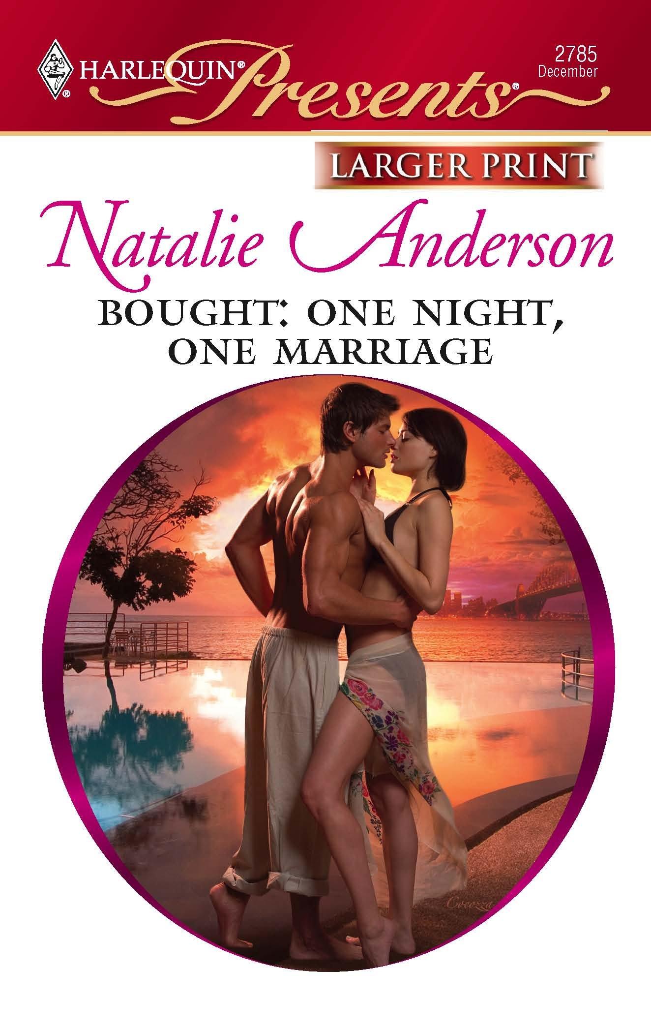 Bought: One Night, One Marriage pdf epub