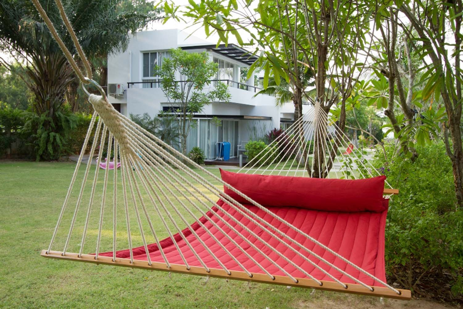 amazon com hammock outdoor quilted cotton fabric beach