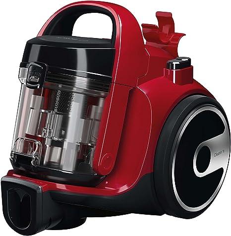 Bosch BGC05AAA2 GS05 Cleannn - Aspirador sin bolsa, 700 W, 1.5 litros, color Rojo y negro: Amazon.es: Hogar