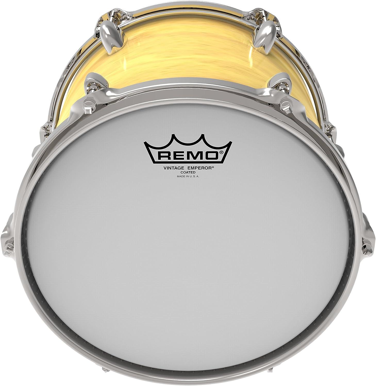 13-Inch Remo VE0113-00 Vintage Emperor Coated Drum Head