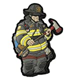 EMS Rescue Firefighter - GITD Fireman Fire Department