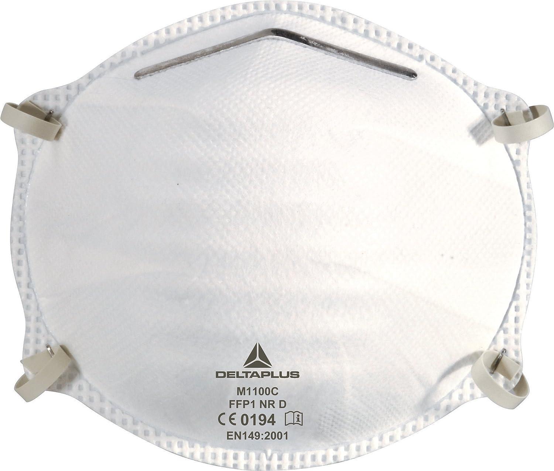 Delta Plus M1100C FFP1 Face Mask Box of 20 400498