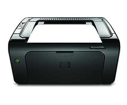 amazon com hp laserjet pro p1109w monochrome printer ce662a rh amazon com HP LaserJet P1009 HP LaserJet P1009
