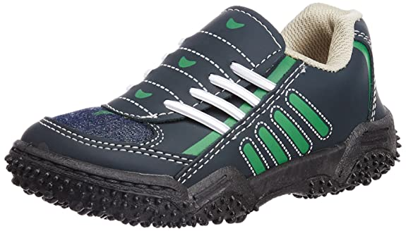 Foot Fun (from Liberty) Boy's Yard-E Boat Shoes Girl's Sneakers at amazon
