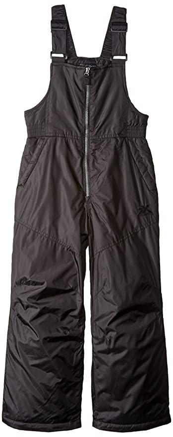 ZeroXposur Boys Snow Pants, Skiing and Snowboarding Water Resistant Boys Snow Bibs Overall