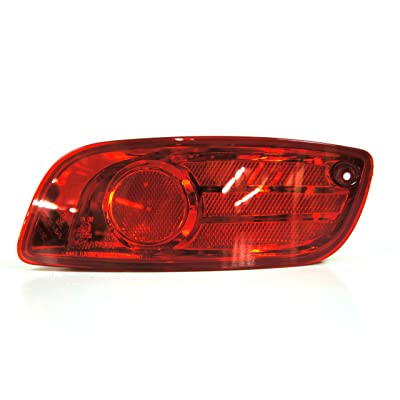 Genuine Hyundai Parts 92409-2B010 Passenger Side Rear Reflector: Automotive