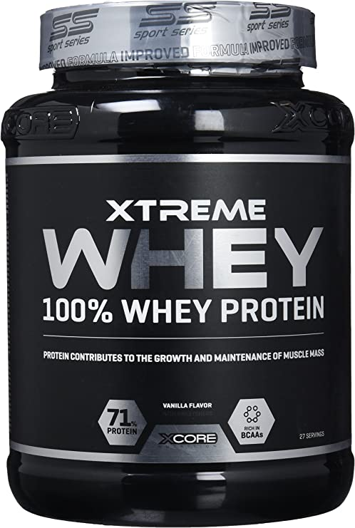 Xcore Nutrition Xtreme Whey Protein SS, Vainilla - 900 gr ...