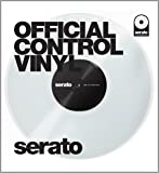 "Serato Official Control Vinyl 12"" 'Clear' (Pair)"