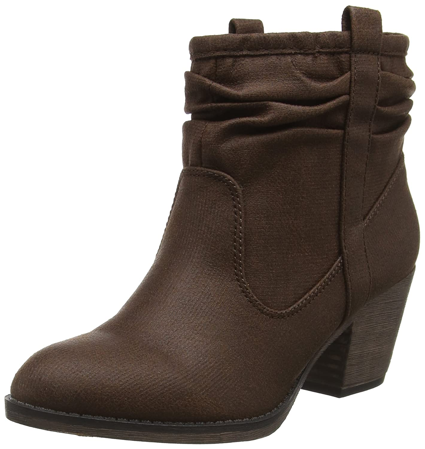 Rocket Dog Scouting, Botines para Mujer40 EU|Marrón - Brown (Rouge Brown)