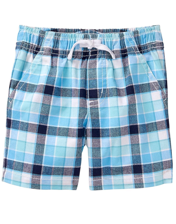 Gymboree Baby Boys Plaid Shorts 140164807
