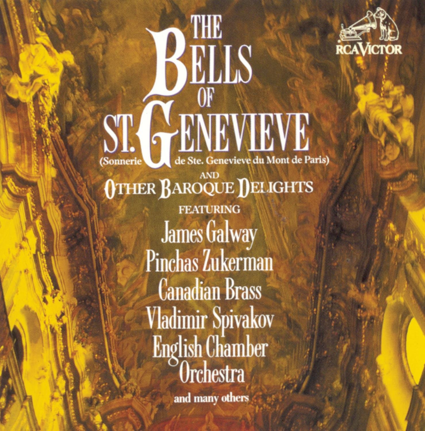The Bells of St. Genevieve and Other Baroque Delights