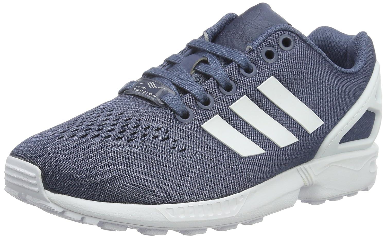 Adidas ZX Flux Em - Zapatillas Unisex Adulto 47 1/3 EU Azul (Tech Ink/Ftwr White/Tech Ink)