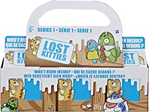 Lost Kitties Figura de Juguete, Paquete de 3