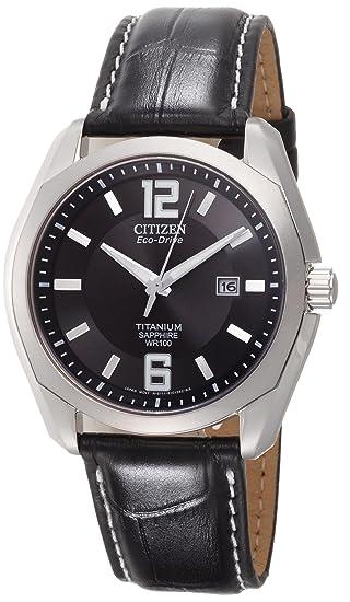 Citizen BM7080 – 03E del hombres Eco Drive correa reloj
