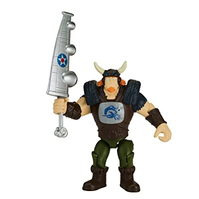 Zak Storm Crogar 3-inch Scale Action Figure: Toys & Games