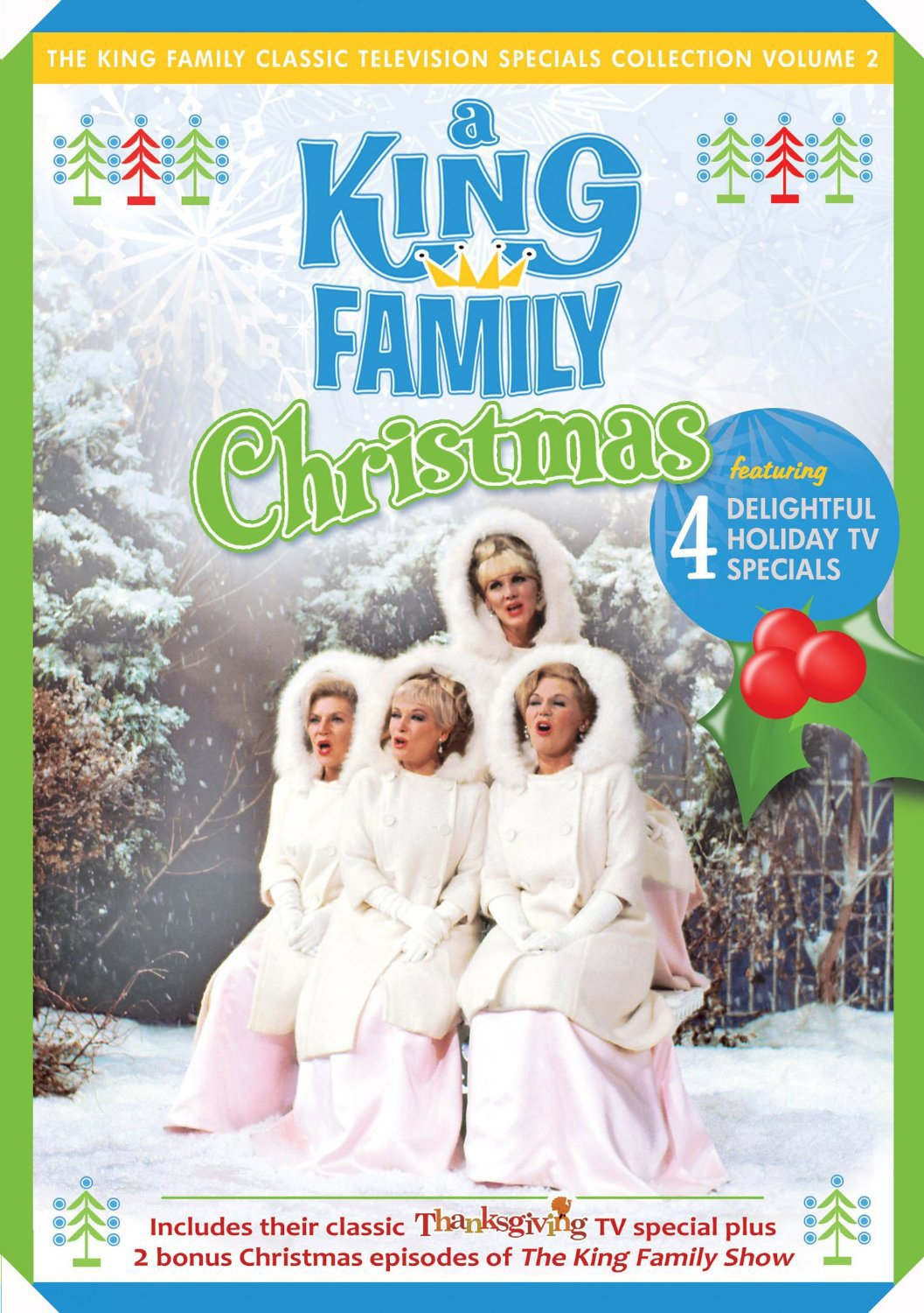 King Family - King Family Christmas: Classic Television Specials Volume 2 by Polly O Entertainmen