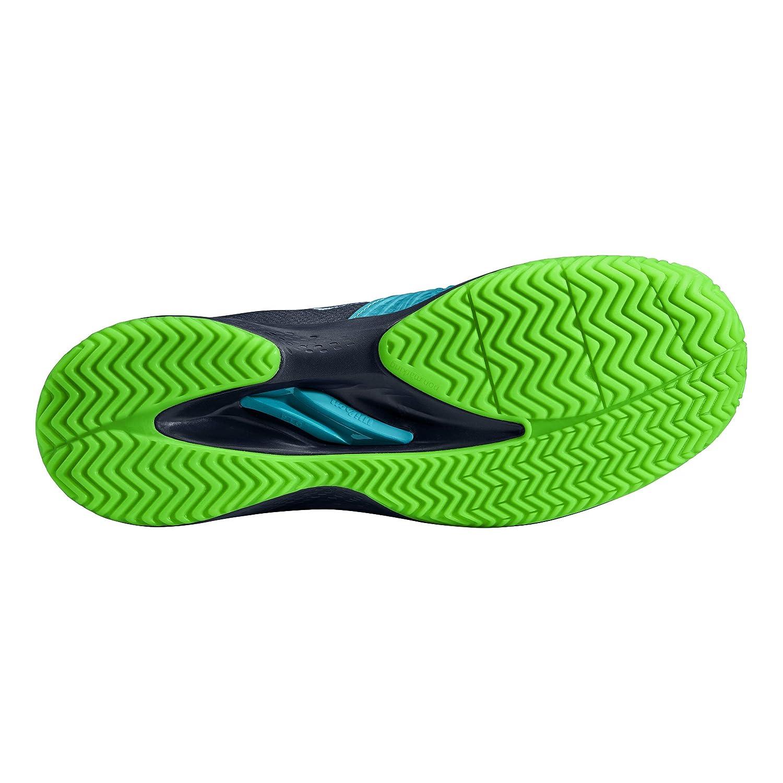 Turquoise Violet Vert 49 1 3 EU WILSON KAOS 2.0 SFT, Chaussures de Tennis Homme