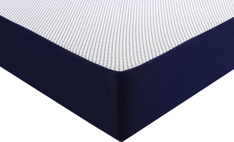 Springtek Aspire Orthopaedic Memory & HR Foam Dual Comfort 6 inches King Size Mattress