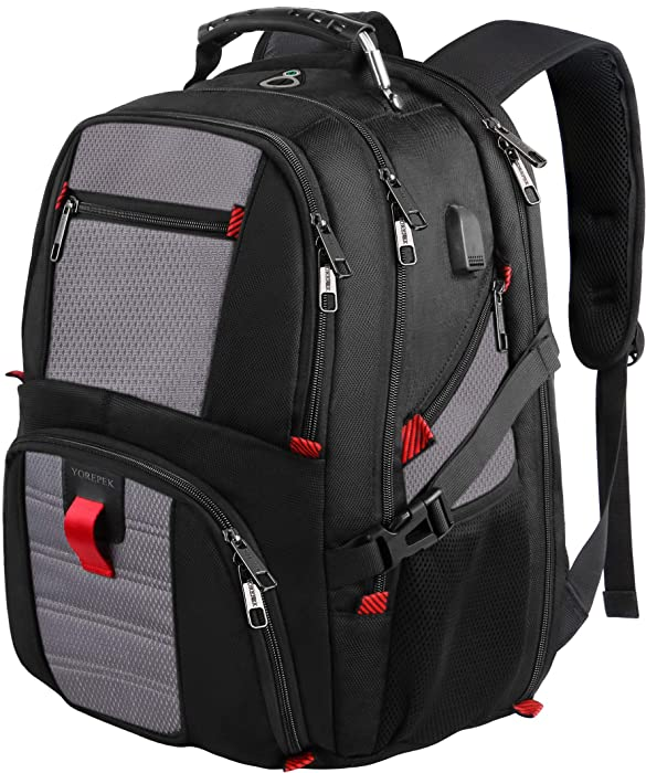 Top 9 17 In Laptop Backpack Anti Theft