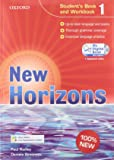 New horizons. Starter-Student's book-Workbook-Homework book-My digital book. Con espansione online. Per le Scuole superiori: 1