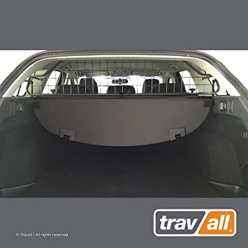 Travall Guard Hundegitter Tdg1460 Maßgeschneidertes Trenngitter In Original Qualität Auto