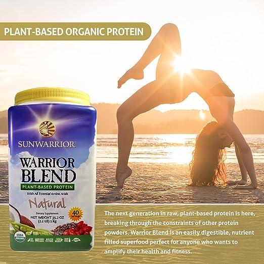 Sunwarrior Warrior Blend Natural 1000g