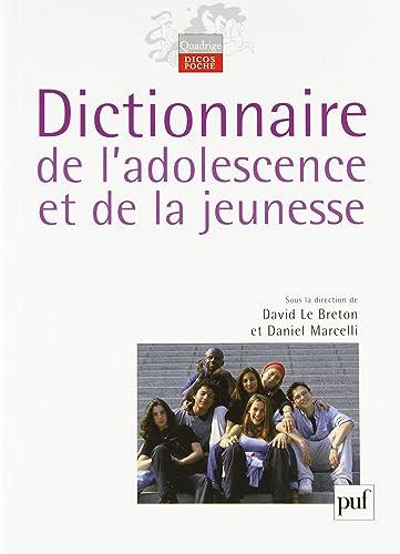 Dictionnaire De L Adolescence Et De La Jeunesse Telecharger