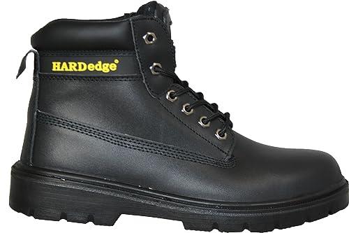 Hardedge Mal7211 - Botas estilo motero de Otra Piel hombre