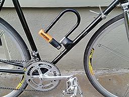 kryptonite transfit flexframe u bracket bike u locks sports outdoors. Black Bedroom Furniture Sets. Home Design Ideas