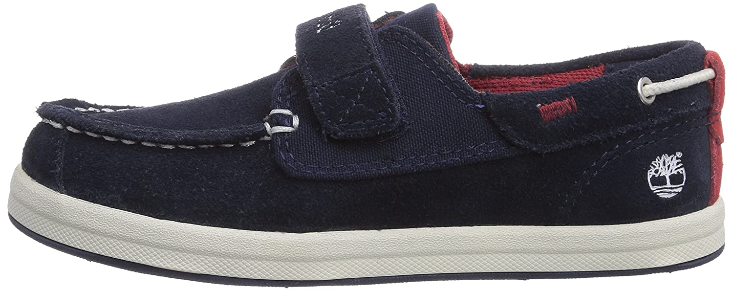 bdf746a3cd14f Timberland Casco Bay Ftk ek Casco Bay H l Boat Ox,mixte enfant, Bleu (Navy  With Red), 39  Amazon.fr  Chaussures et Sacs
