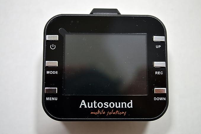 BLAUPUNKT DVR BP 2,0 - cámara HD de grifo - Sensor de ...