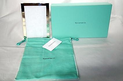 Amazon Tiffany Co Sterling Silver Frame 4 X 6 Single Frames