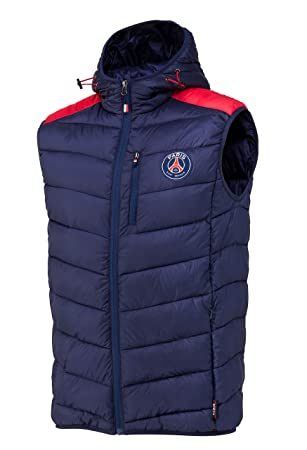 the latest bb686 a1565 PARIS SAINT GERMAIN Daunenweste ohne Ärmel, PSG, offizielle ...