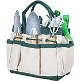 Stalwart 75-1207 7-in-1 Plant Care Garden Tool Set, Indoor and Outdoor