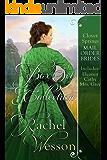 Clover Springs Mail Order Brides Box Set: Books 10-12