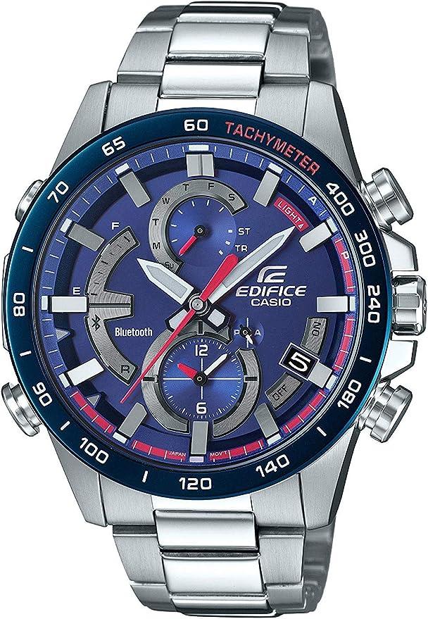 CASIO Reloj Edifice Scuderia Toro Rosso Edición Limitada ...