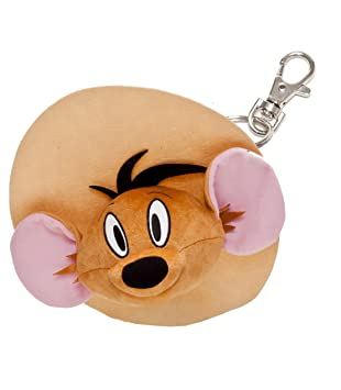 Looney Tunes 233324 - Peluche de Speedy González para colgar (7 cm)