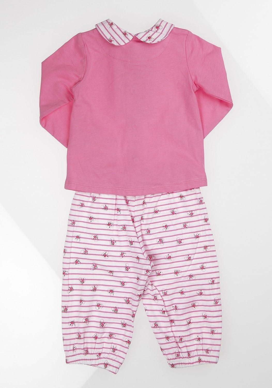 Schlafanzug Kanz M/ädchen Zweiteiliger 2tlg