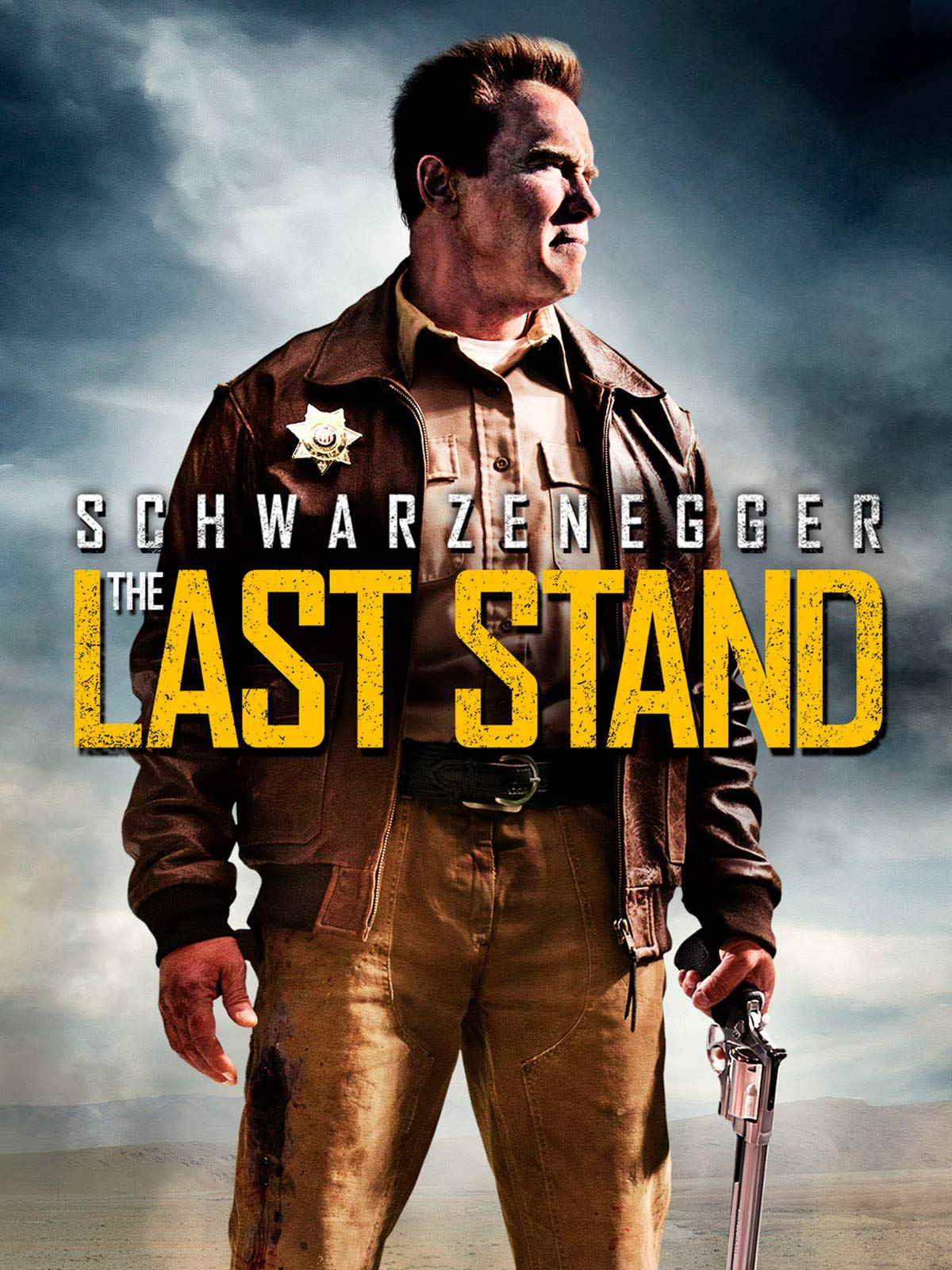 The Last Stand on Amazon Prime Video UK