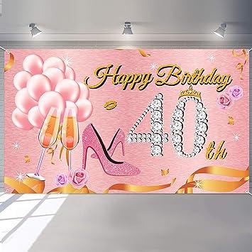 Fotografie Hintergrund Geburtstag Happy Birthday Party Fotostudio Dekor Rosegold