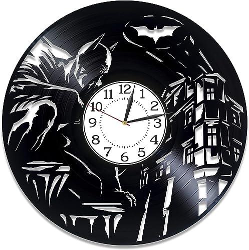 Kovides Movie Original Home Decor Batman Wall Clock 12 Inch