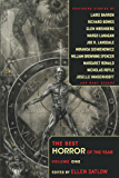 The Best Horror of the Year (Best Horror of the Year Series Book 1)