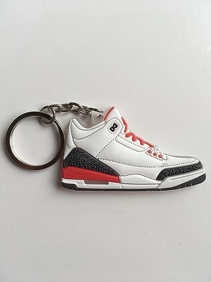 ... promo code jordan retro 3 katrina sneaker keychain shoes keyring aj 23  og 4a53b 0ef8a 78bff8c20