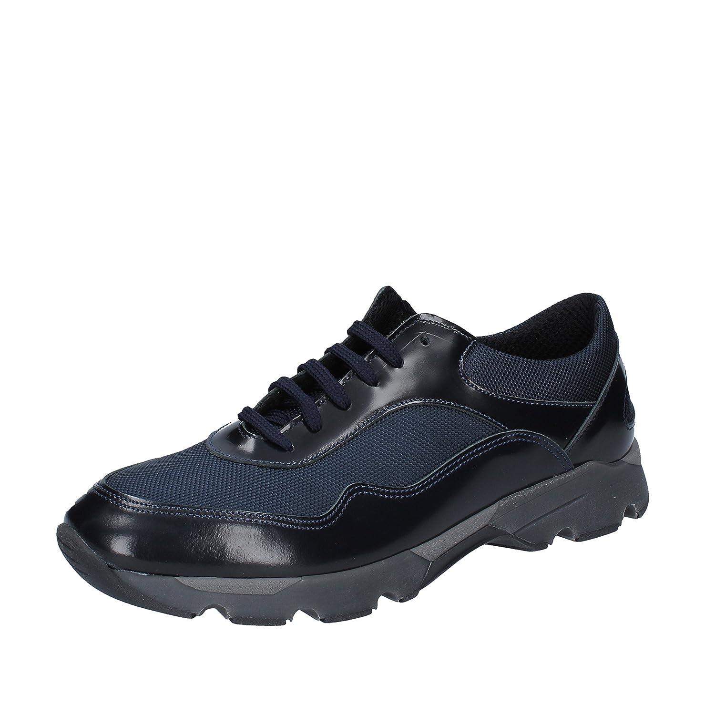 Baldinini Herren Sneaker Blau Billig und erschwinglich Im Verkauf