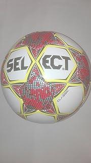 Select Calcio Classic taglia 5, colore: bianco/rosso