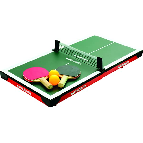 Butterfly Mini Table - Mesa de ping pong: Amazon.es: Deportes y ...