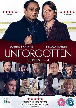 Unforgotten - Series 1 - 4 Boxset