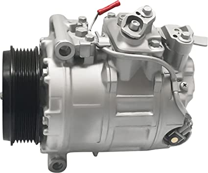 Amazon Com Ac Compressor 132mm 6 Groove A C Clutch For Volvo 240 740 760 780 940 Replaces Diesel Kiki Sanden Sd510hd 9120 5742 Buyautoparts 60 01528na New